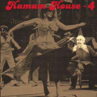 Album artwork for Hamam House Vol.4 (2021 Re Edition)