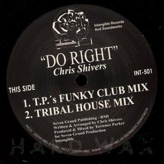 Album artwork for Do Right