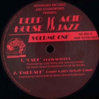 Album artwork for Deep House Vs. Acid Jazz - Volume One