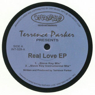 Album artwork for Real Love EP