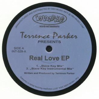Album artwork for Real Love EP