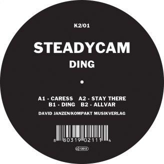 Album artwork for Ding