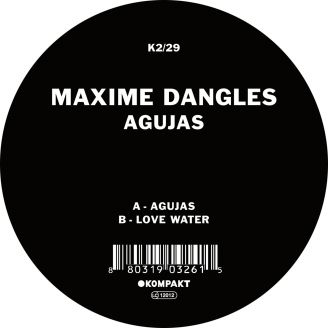 Album artwork for Agujas