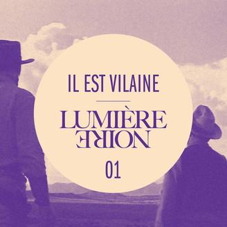 Album artwork for lumière noire 01