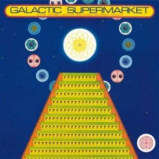 Album artwork for Galactic Supermarket