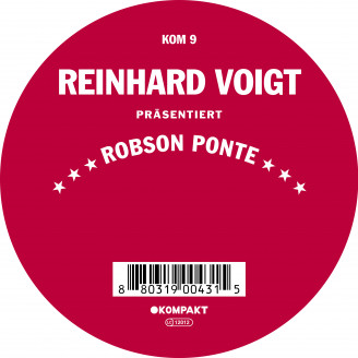 Album artwork for Robson Ponte