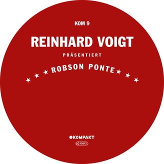 Album artwork for Robson Ponte