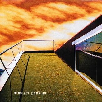 Album artwork for Pensum