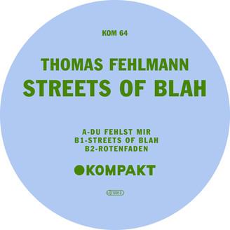 Album artwork for Streets Of Blah