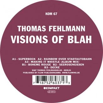 Album artwork for Visions Of Blah