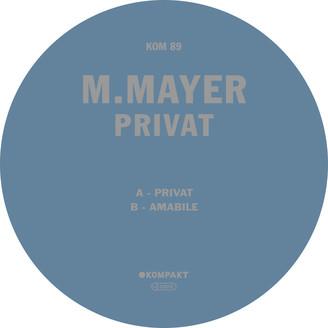 Album artwork for Privat