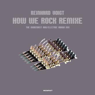 Album artwork for How We Rock Remixe