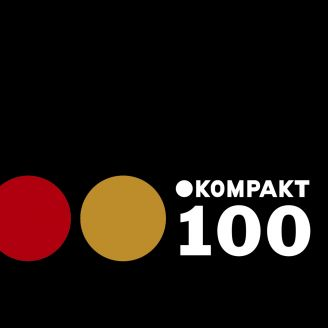 Album artwork for Kompakt 100