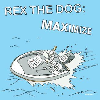 Album artwork for Maximize