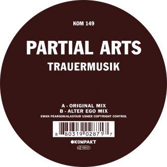 Album artwork for Trauermusik