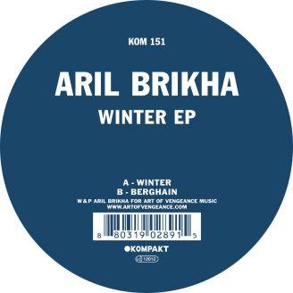 Album artwork for Winter EP