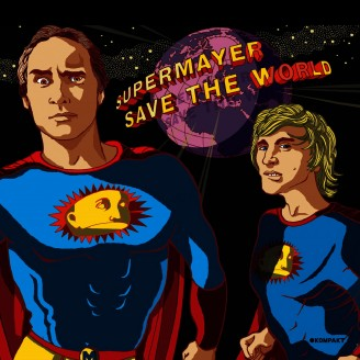 Album artwork for Supermayer Save The World