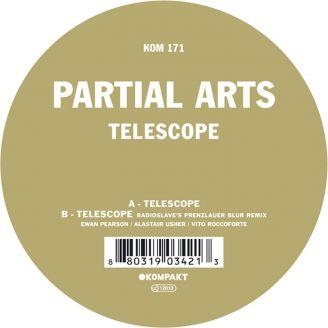 Album artwork for Telescope