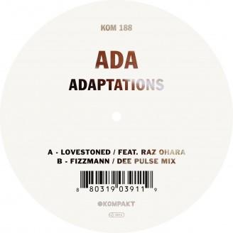 Album artwork for Adaptations