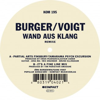 Album artwork for Wand Aus Klang Remixe