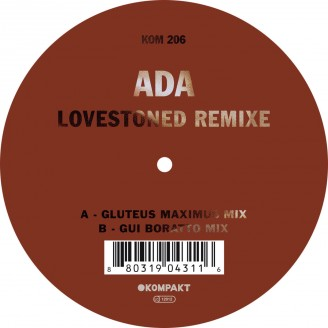 Album artwork for Lovestoned Remixe