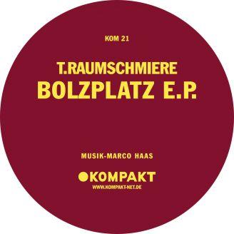 Album artwork for Bolzplatz