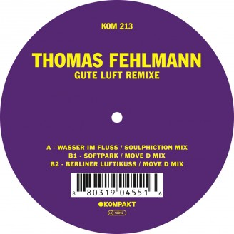 Album artwork for Gute Luft Remixe