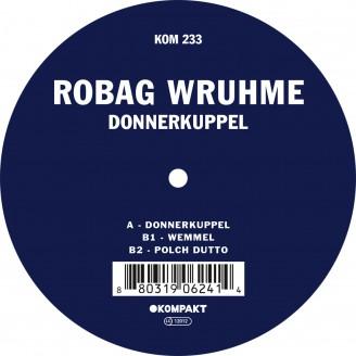 Album artwork for Donnerkuppel