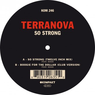 Album artwork for So Strong