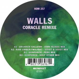 Album artwork for Coracle Remixes