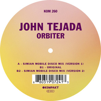 Album artwork for Orbiter