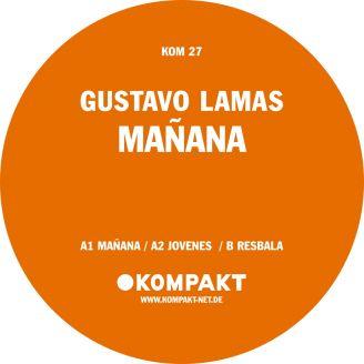 Album artwork for Mañana