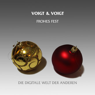 Album artwork for Frohes Fest - Die Digitale Welt Der Anderen