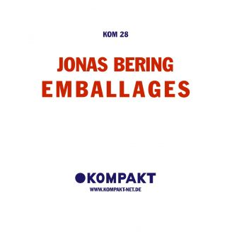 Album artwork for Emballages