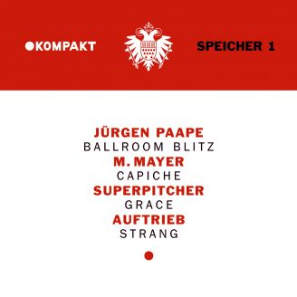 Album artwork for Speicher 1