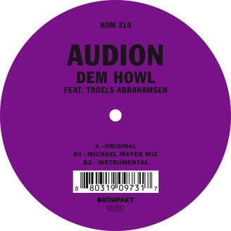 Album artwork for Dem Howl feat. Troels Abrahamsen