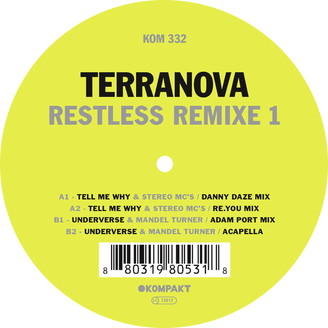 Album artwork for Restless Remixe 1