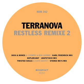 Album artwork for Restless Remixe 2