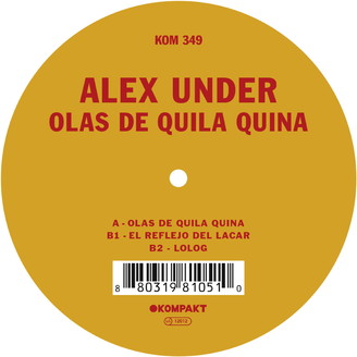 Album artwork for Olas De Quila Quina