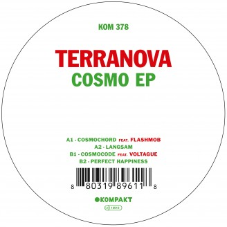 Album artwork for Cosmo EP