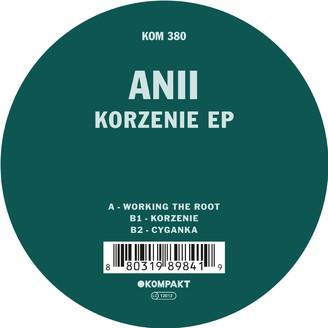 Album artwork for Korzenie EP