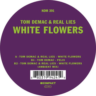 Album artwork for White Flowers
