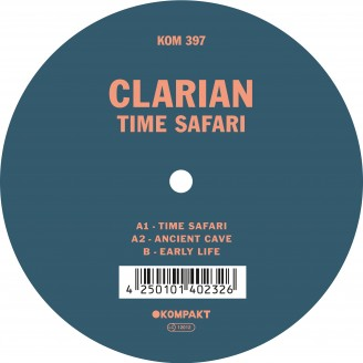 Album artwork for Time Safari