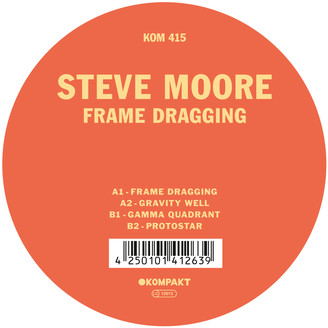 Album artwork for Frame Dragging