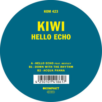Album artwork for Hello Echo