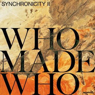 Album artwork for Synchronicity II