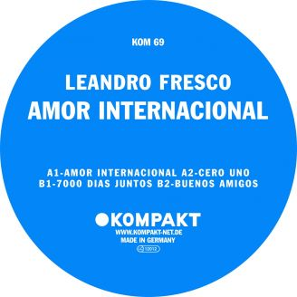 Album artwork for Amor Internacional