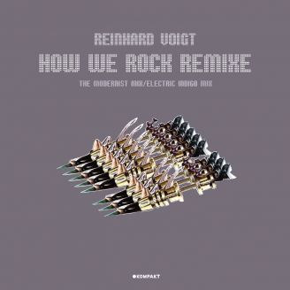 Album artwork for How We Rock Remixe