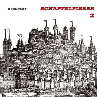 Album artwork for Schaffelfieber 2
