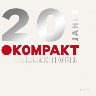 Album artwork for 20 Jahre Kompakt/ Kollektion 1